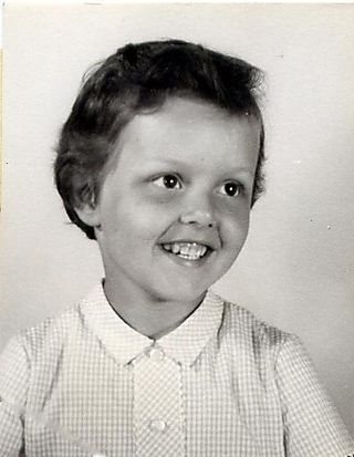 Karen aged 5