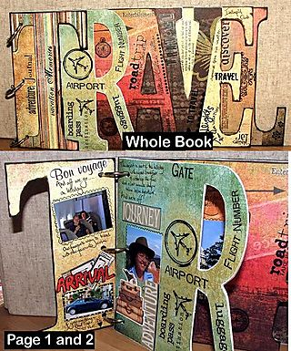 Travel book 1