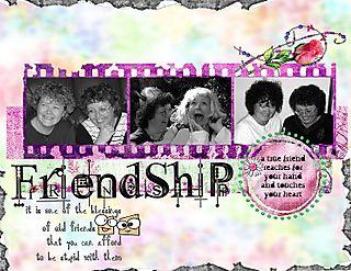 Copy of friends Dawn