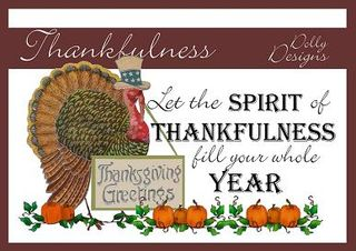 Thankfulness preview