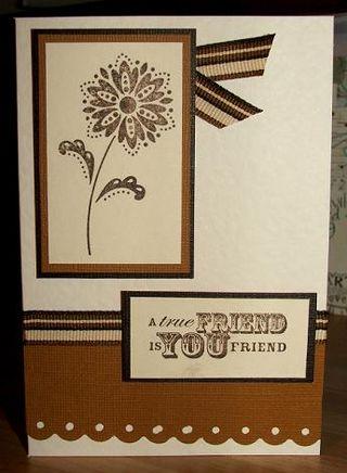 Friend SU card