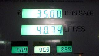 028 Jan petrol red