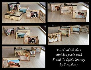 Wisdom box all