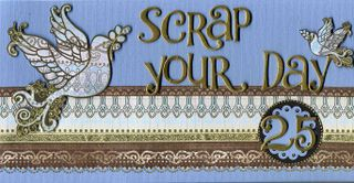 Scrap your day cover