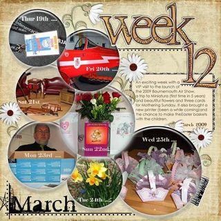Week 12 reduced
