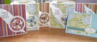 187 06 Jul thank you cards red