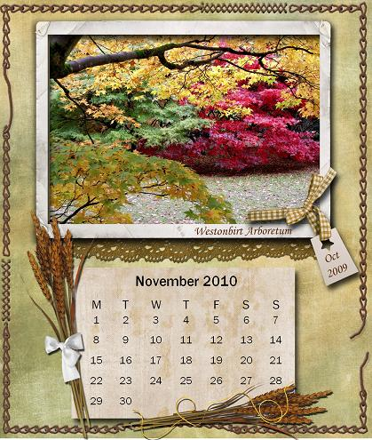 November small