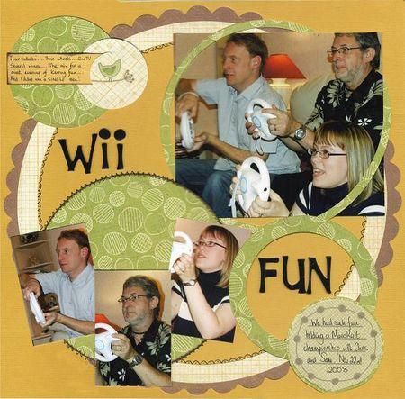 Wii fun
