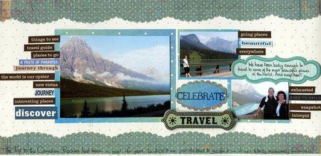 Celebrate life travel