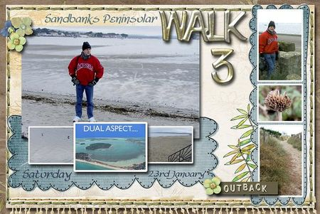 Walk 3 small