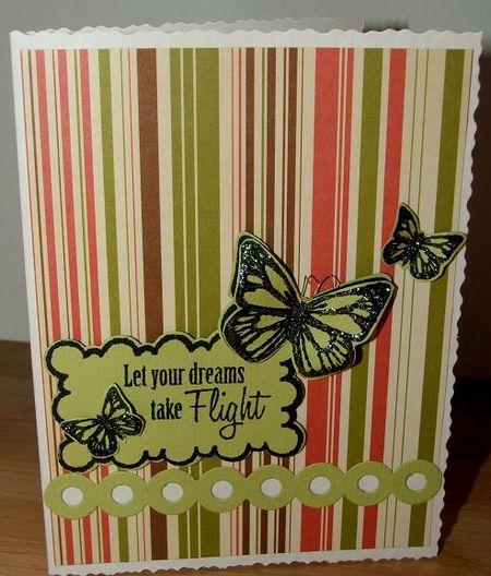 Papertrey card