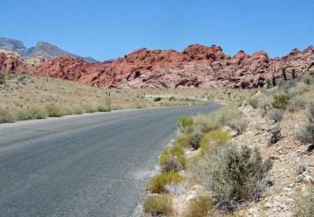 Red red rock 3