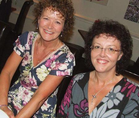 Jakki and Karen 1 red