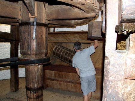 Inside-mill