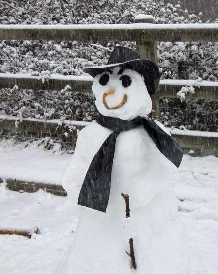 Snowman-all