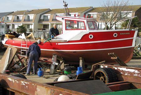 Boat-builders