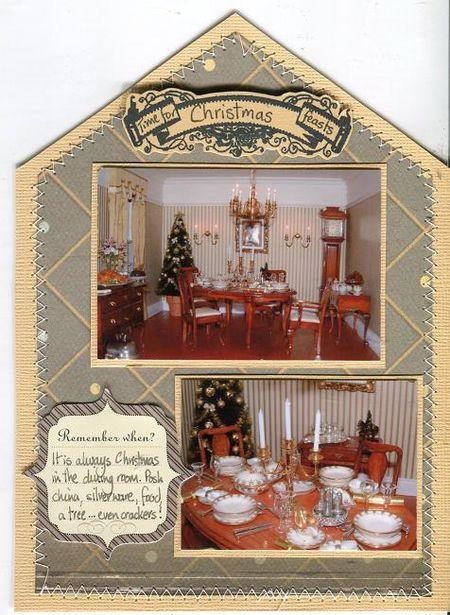 Dining room rhs