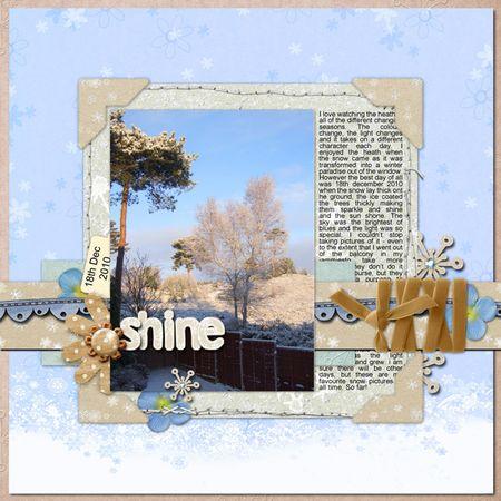Shine-template