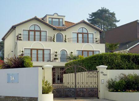 Sandbanks-house
