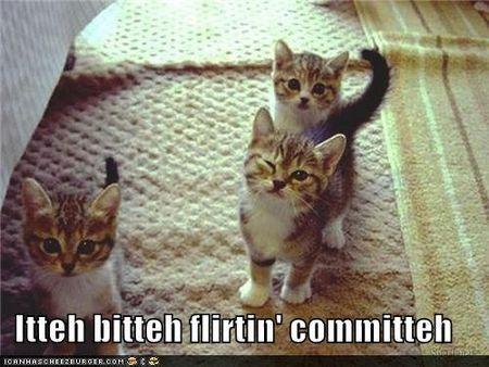 Flirtin