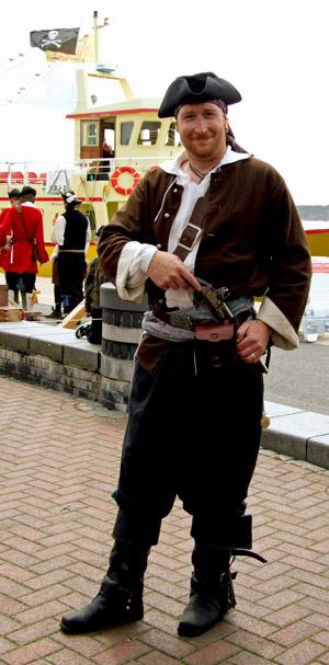 Harry-pirate