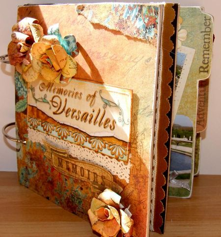 Versailles book finished