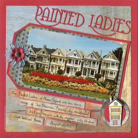 Nu Painted ladies