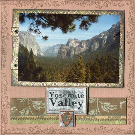 NU Yosemite valley