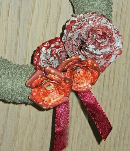 Wreath-flowers