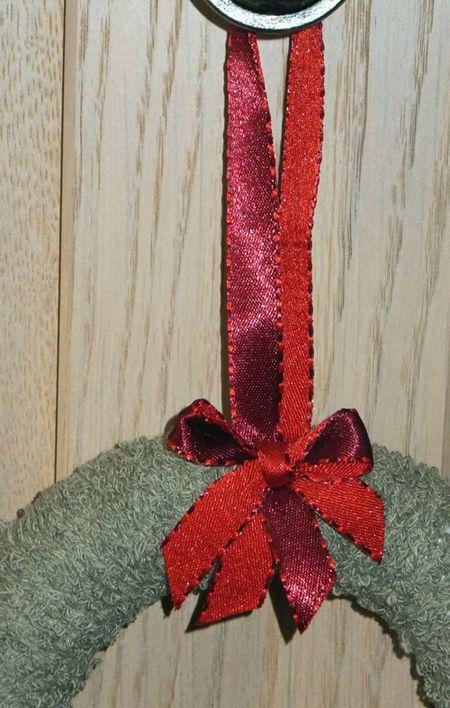 Wreath-bow