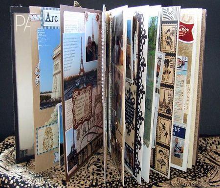 Paris album inside