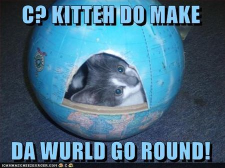 World go round