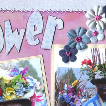 Flower power close 1