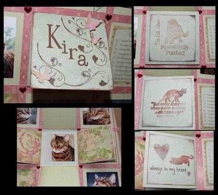 Kira interactive book