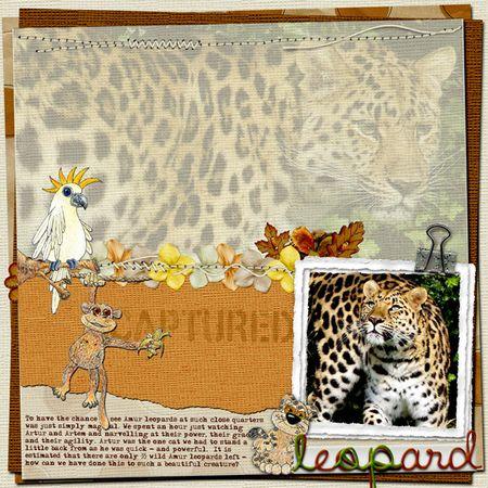 Jungle-leopard