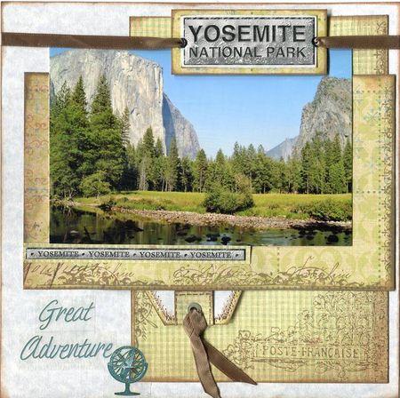 NU Yosemite
