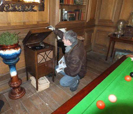 Avebury-gramaphone