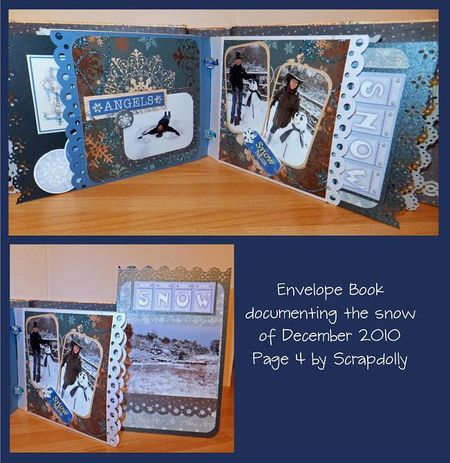 Snow book page 4