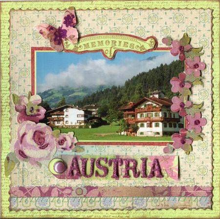 Austria title page