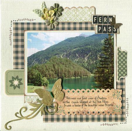 Austria Fern Pass