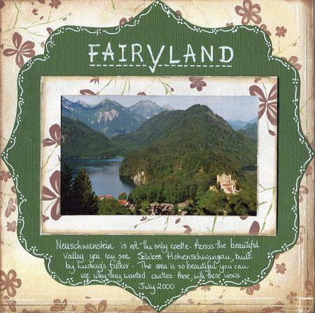 Austria fairy land