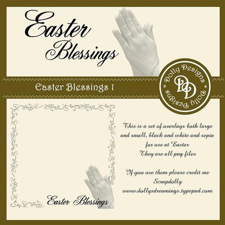 Easter blessings preview