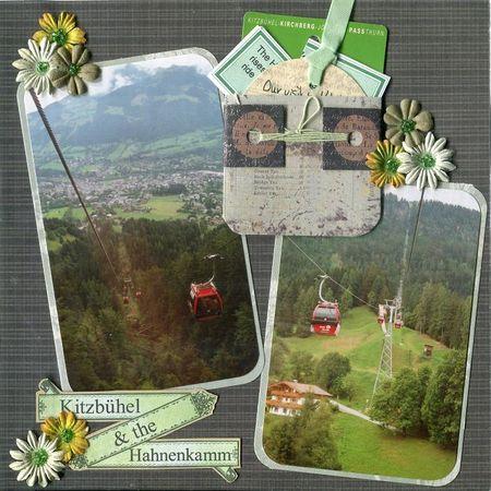 Austria pocket page Kitzbuhel