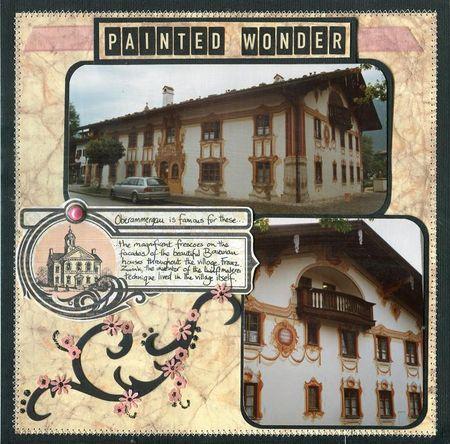 Painted wonder