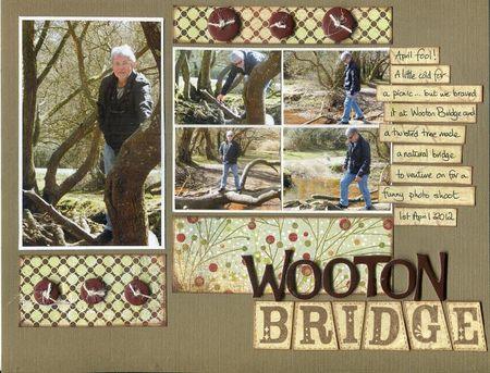 Wooton bridge