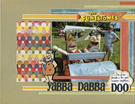 Yabba-dabba-doo