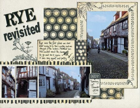 Rye-revisited