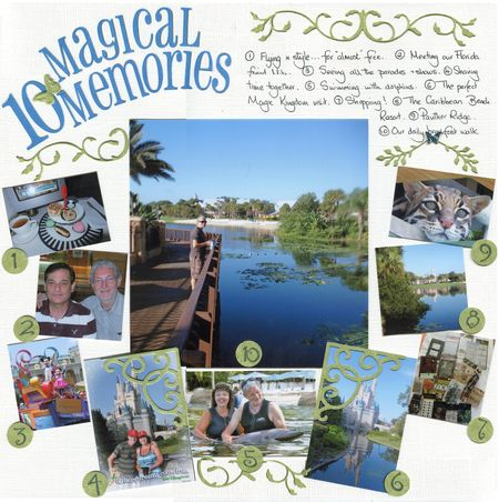 10 magical memories
