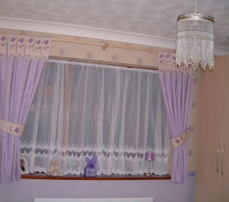 With curtain 2