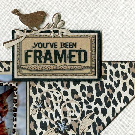 Framed-title